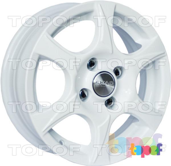 Колесные диски СКАД Аэро. Изображение модели #3