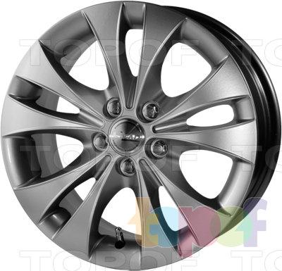 Колесные диски СКАД Арктур. Изображение модели #1