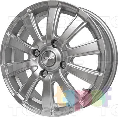 Колесные диски СКАД Бриз. Изображение модели #1