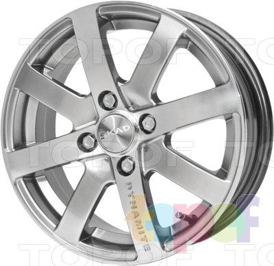 Колесные диски СКАД Динамит. Изображение модели #1