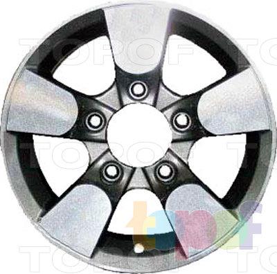 Колесные диски СКАД Эвридика. Изображение модели #2