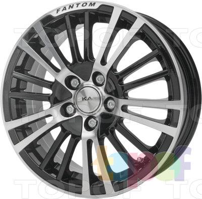 Колесные диски СКАД Фантом. Изображение модели #1