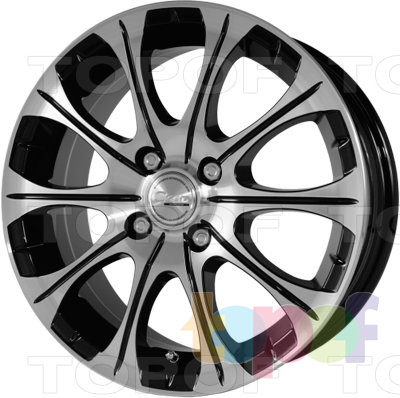 Колесные диски СКАД Ганимед. Изображение модели #1