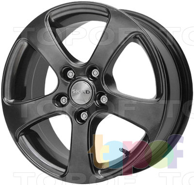 Колесные диски СКАД Геркулес. Изображение модели #1
