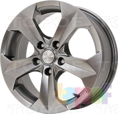Колесные диски СКАД Гранит. Изображение модели #2