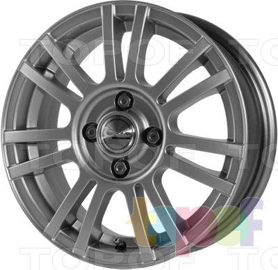 Колесные диски СКАД Грация. Изображение модели #1
