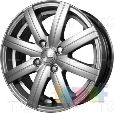 Колесные диски СКАД Кассандра 2. Изображение модели #1