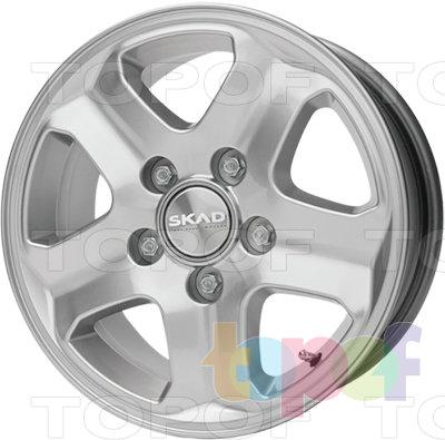 Колесные диски СКАД Конкорд. Изображение модели #1