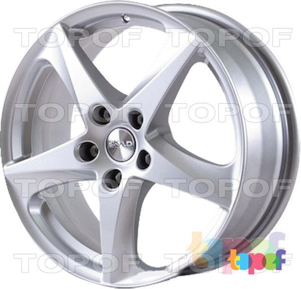 Колесные диски СКАД Легенда. Изображение модели #1