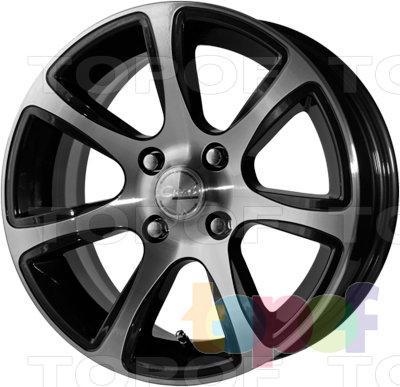Колесные диски СКАД Лира. Изображение модели #1