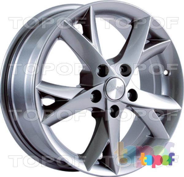 Колесные диски СКАД Лотос. Изображение модели #2