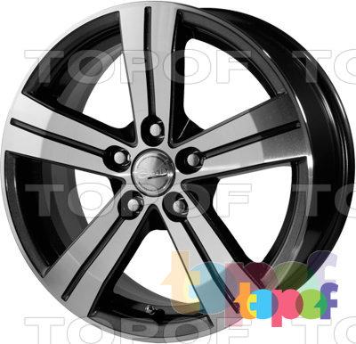 Колесные диски СКАД Мицар. Изображение модели #1