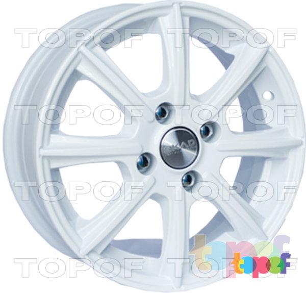 Колесные диски СКАД Монако. Изображение модели #2