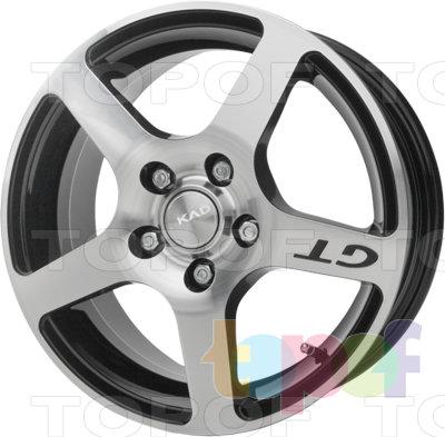 Колесные диски СКАД Омега. Изображение модели #1