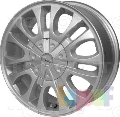 Колесные диски СКАД Орфей. Изображение модели #1