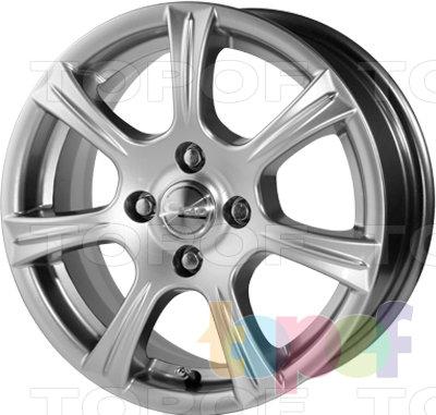 Колесные диски СКАД Орион. Изображение модели #1