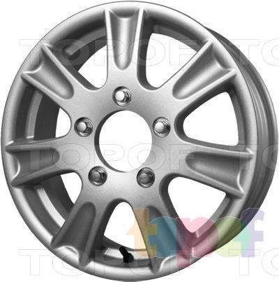 Колесные диски СКАД Паллада. Изображение модели #1