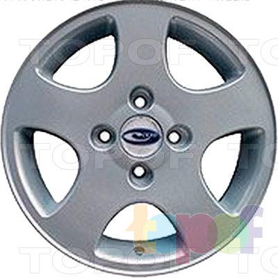 Колесные диски СКАД Регина. Изображение модели #1