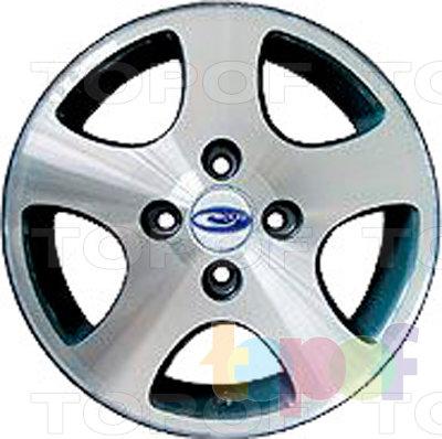 Колесные диски СКАД Регина. Изображение модели #2
