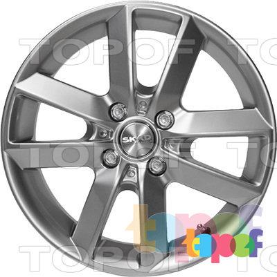 Колесные диски СКАД Самурай. Изображение модели #3