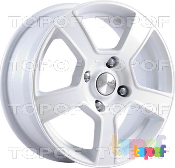 Колесные диски СКАД Санрайз. Изображение модели #3
