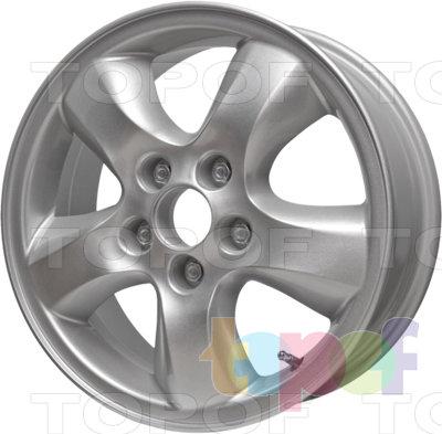 Колесные диски СКАД Санта Фе. Изображение модели #1