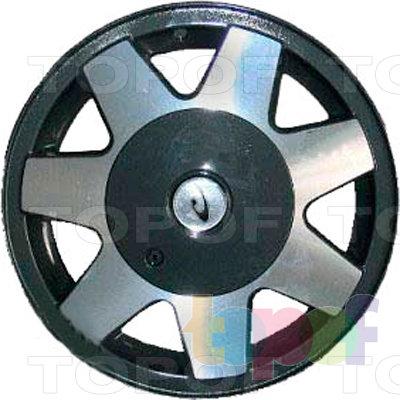 Колесные диски СКАД Сантана. Изображение модели #1