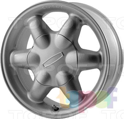 Колесные диски СКАД Секунда. Изображение модели #1