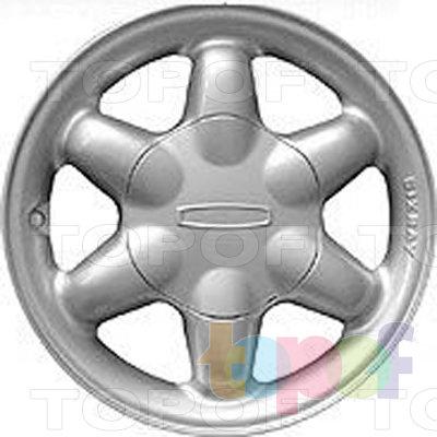 Колесные диски СКАД Секунда. Изображение модели #2