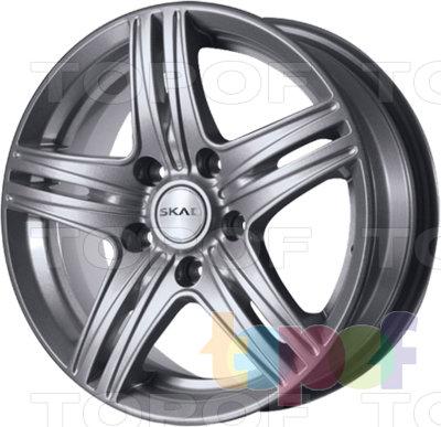 Колесные диски СКАД Сити. Изображение модели #1