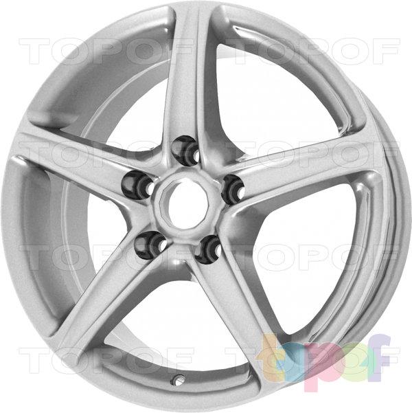 Колесные диски СКАД Слалом. Изображение модели #2