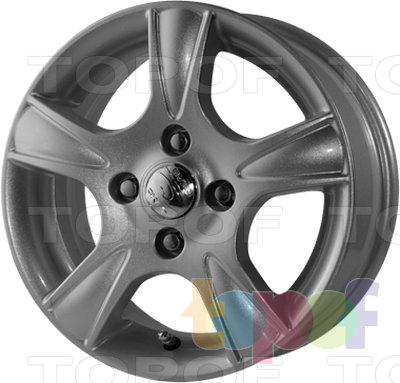 Колесные диски СКАД София. Изображение модели #1