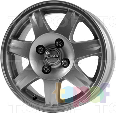 Колесные диски СКАД Спектра. Изображение модели #1