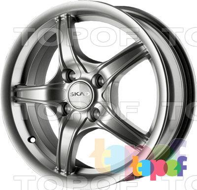 Колесные диски СКАД Стинг. Изображение модели #1