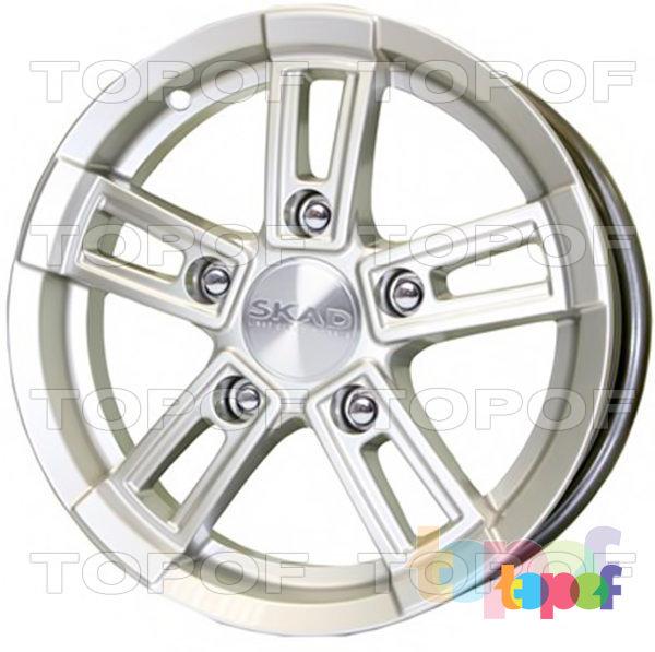 Колесные диски СКАД Тор