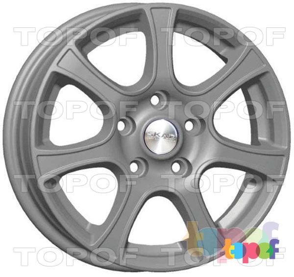 Колесные диски СКАД Торнадо. Изображение модели #1