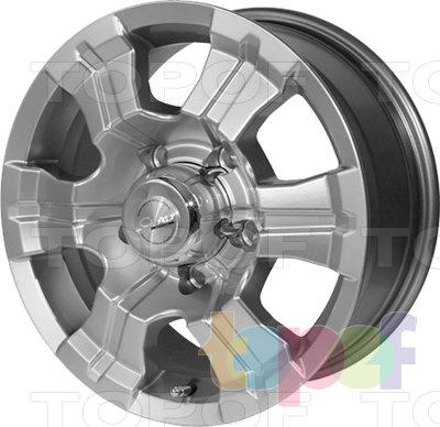 Колесные диски СКАД Тритон