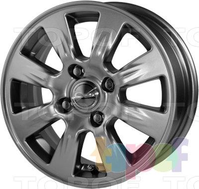 Колесные диски СКАД Вега. Изображение модели #1