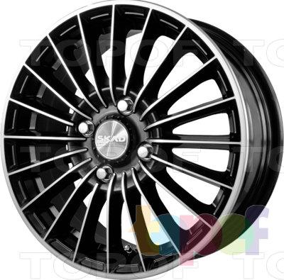 Колесные диски СКАД Веритас
