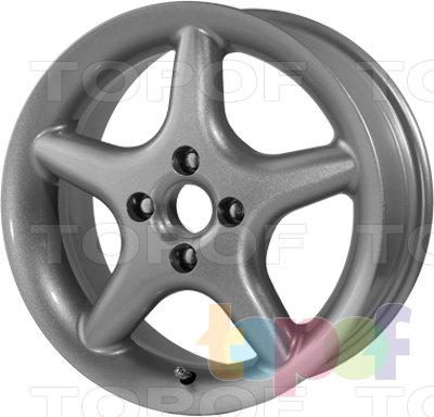 Колесные диски СКАД Властелин. Изображение модели #1