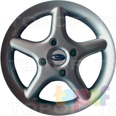Колесные диски СКАД Властелин. Изображение модели #2