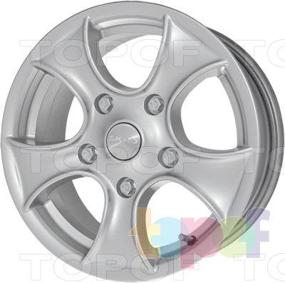 Колесные диски СКАД Юнона. Изображение модели #1