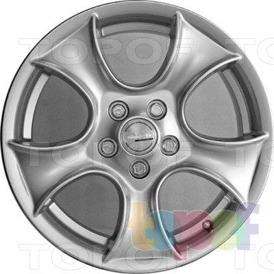 Колесные диски СКАД Юнона. Изображение модели #2