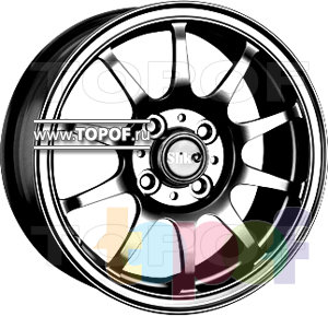 Колесные диски Slik L1711. Изображение модели #1