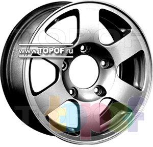 Колесные диски Slik L22