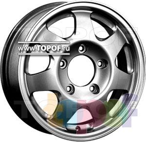 Колесные диски Slik L25. Изображение модели #1