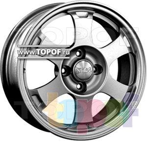 Колесные диски Slik L547. Изображение модели #1