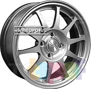 Колесные диски Slik L549. Изображение модели #1