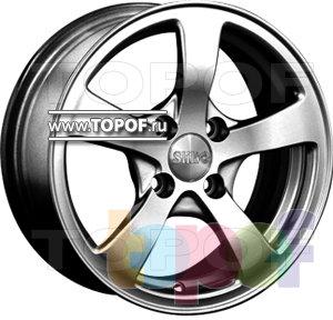 Колесные диски Slik L59. Изображение модели #1
