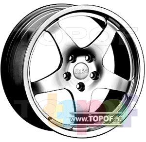 Колесные диски Slik L703. Изображение модели #1
